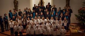 Festkonzert Nr. 1 - 50 Jahre Singkreis Deuerling @ Kirche St. Markus | Laaber | Bayern | Deutschland