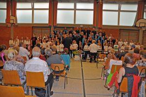 Open-Air Special - das Mitsingkonzert! @ Innenhof der Schule Deuerling | Deuerling | Bayern | Deutschland
