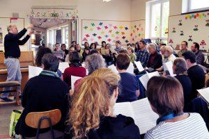 Zukunftswerkstatt Laienchor - Wege zu Nachwuchs und Nachhaltigkeit @ Musiksaal Grundschule Deuerling | Deuerling | Bayern | Deutschland